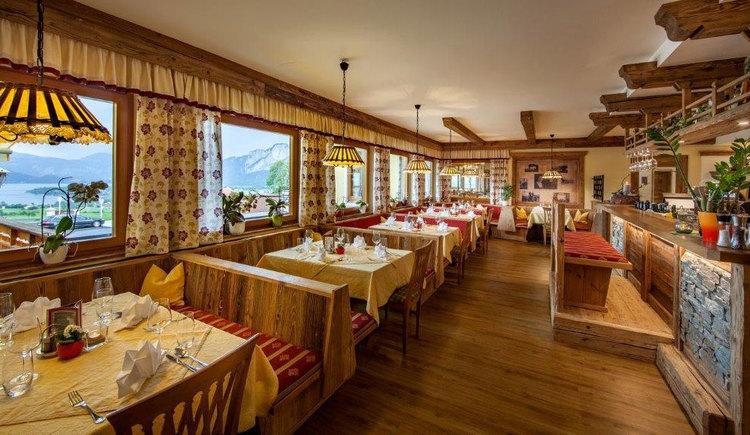 Restaurant. (© Leidingerhof)
