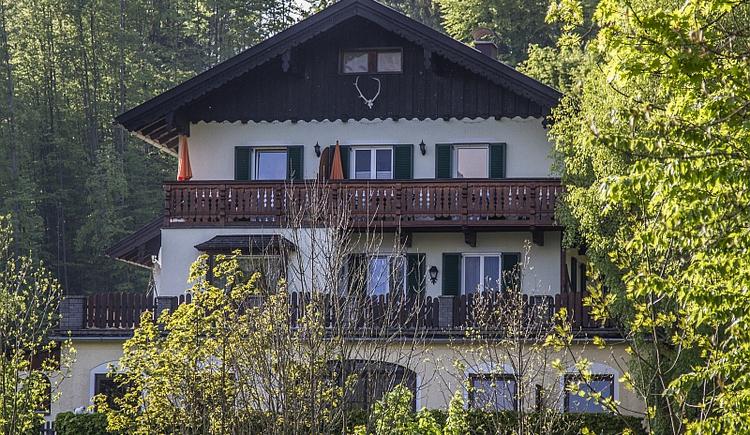 Haus Bergland aussen. (© Peter Jandl)