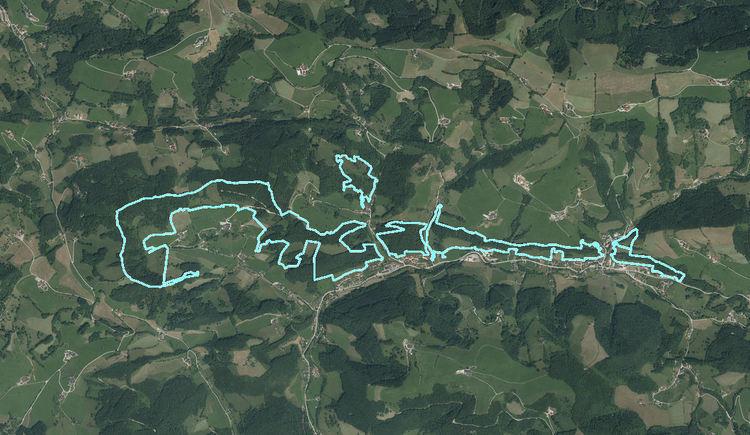 Naturschutzgebiet Kalksteinmauer - Laussa
