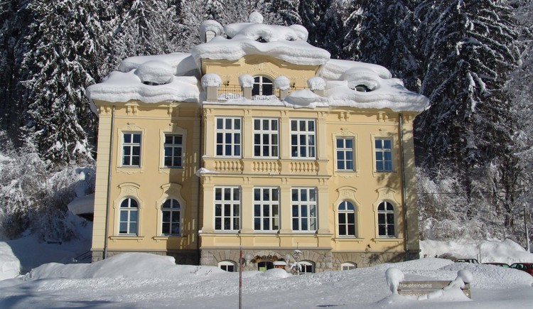 Nationalpark Hotel Villa Sonnwend (© Nationalpark Kalkalpen)