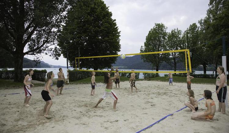 Beach Volleyball Platz