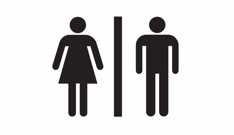 Öffentliche Toilette in Hallstatt beim Busterminal. (© Pixabay)