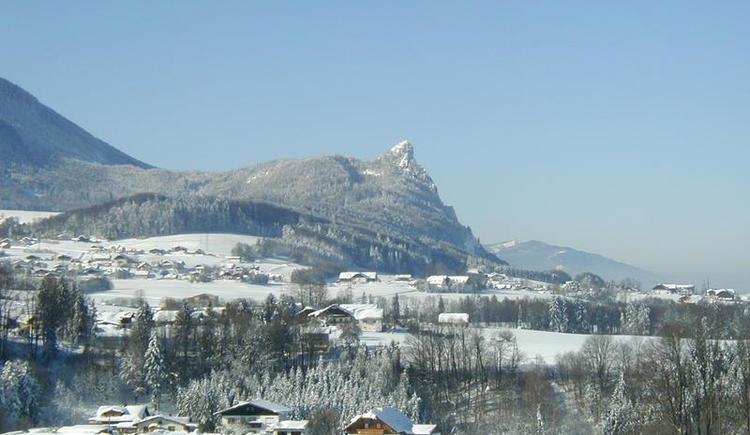 Koppl im Winter (© Tvb Koppl)