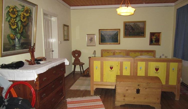 Schlafzimmer EG (© Ilsemann)