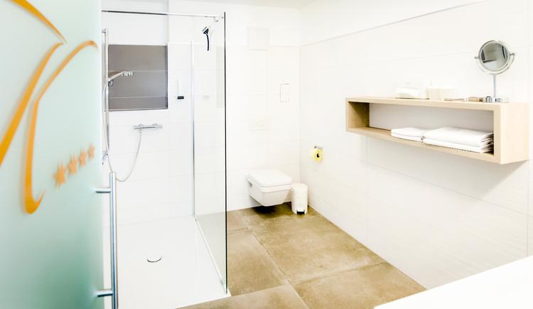 Badezimmer Junior Suite (© Katharina Wisata / Elisabeth Poringer)