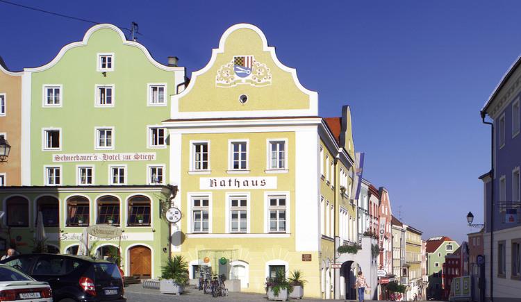 Stadtpolizei Sch\u00e4rding (© Tourismusverband Schärding)