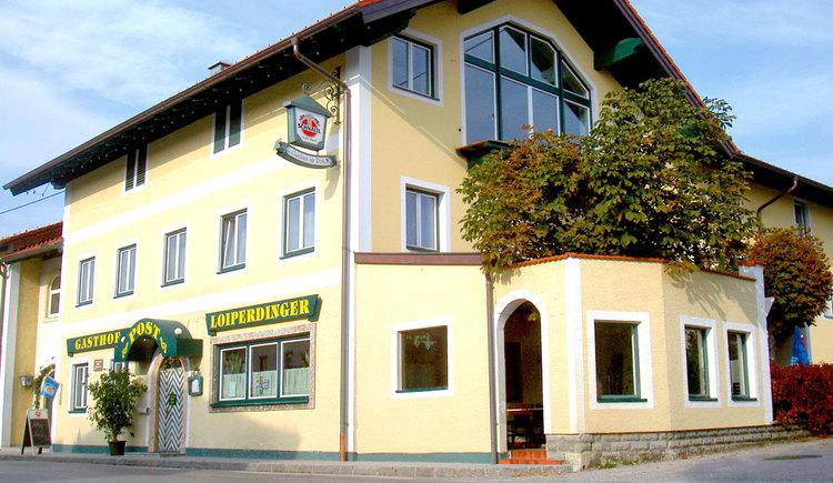 Gasthof zur Post Loiperdinger (© Loiperdinger)