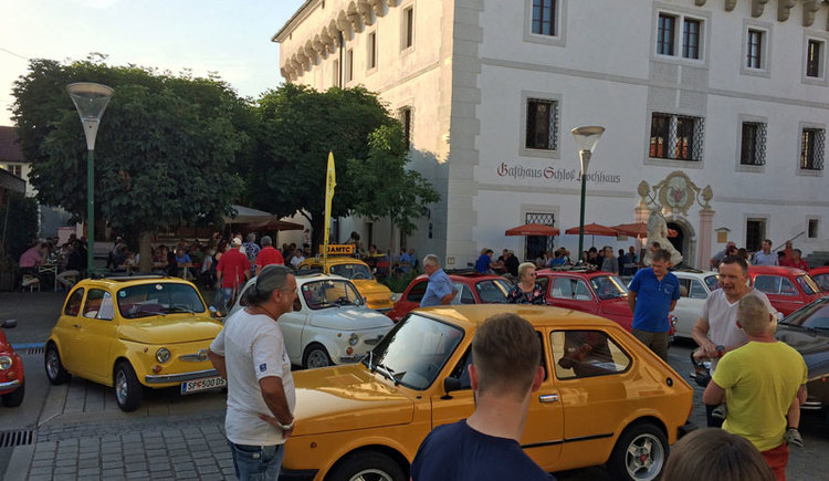 Internationales CinqueCento Treffen