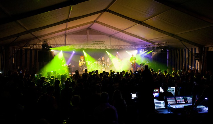 Young up-and-coming bands from the region play free at the Kunstmue Festival