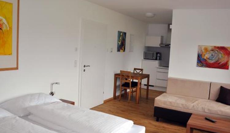 Apartment klein Nr1 barrierefrei (© Aparthotel Fürst)