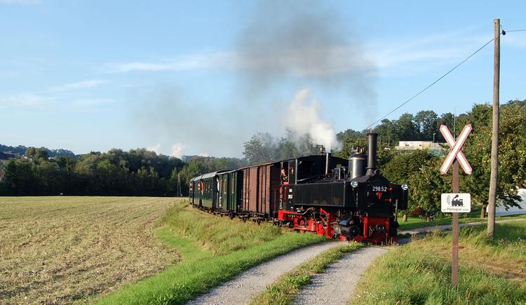 Steyrtal Museumsbahn (© Steyrtal Museumsbahn)