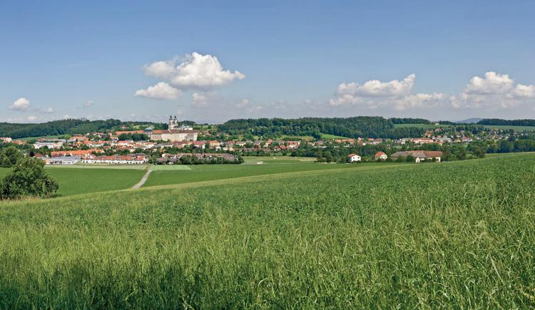 Panoramablick Weilling