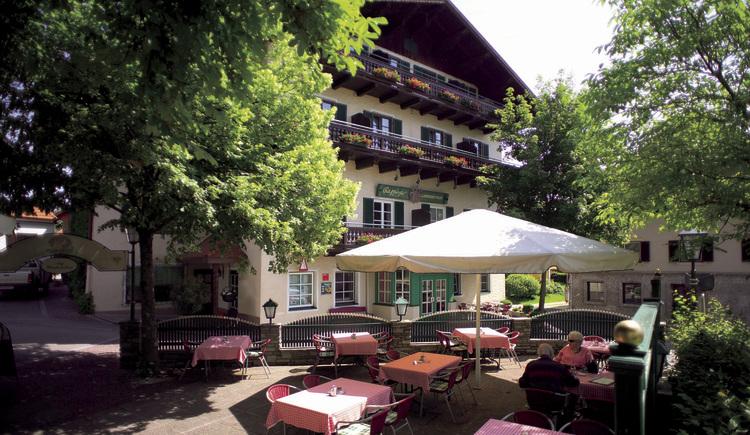Gastgarten (© Ragginger)