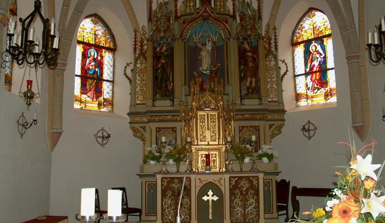Gotische Pfarrkirche St. Johann (© Vianovis)