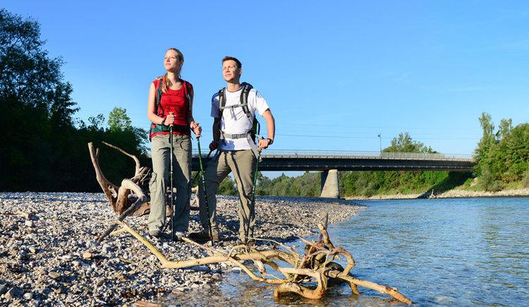 Almspitz - Genuss am Almfluss. (© Tourismusverband Almtal-Salzkammergut, Genuss am Almfluss)