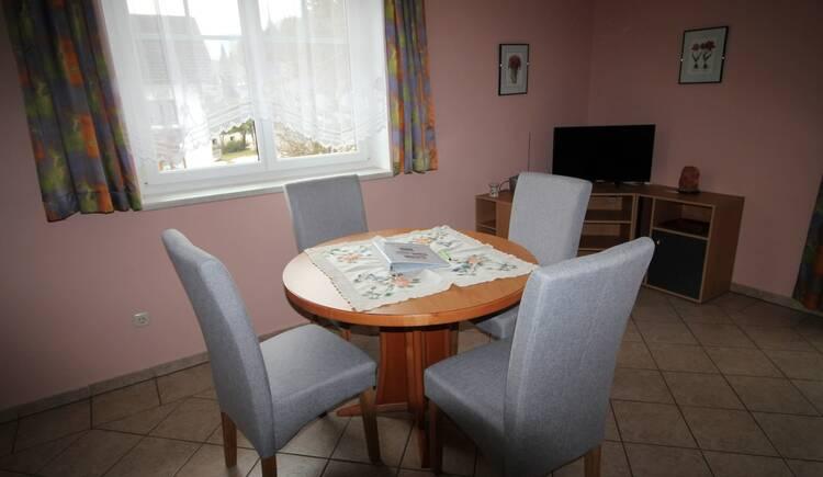 Sitzgruppe Küche. (© seekda)