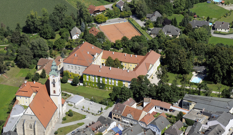 Eferdinger Dom mit Schloss Starhemberg. (© WGD Tourismsu GmbH/Lindofrer)