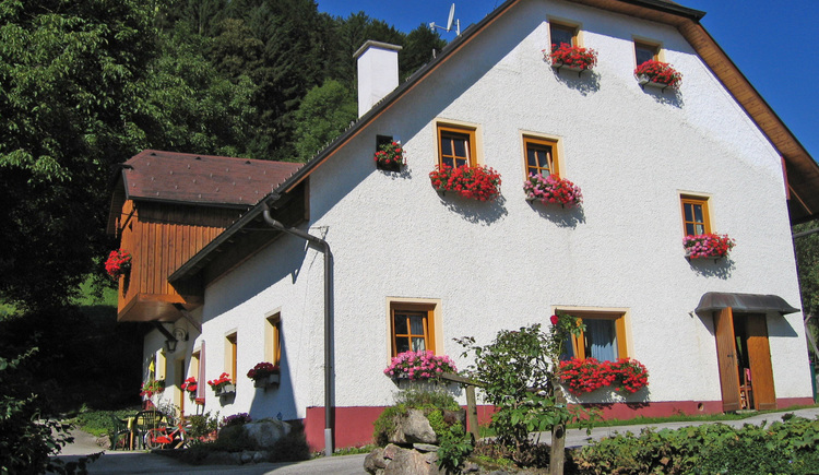 Gästehaus Annerl: Seitenansicht.