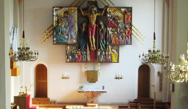 Kirche Maria Schmolln