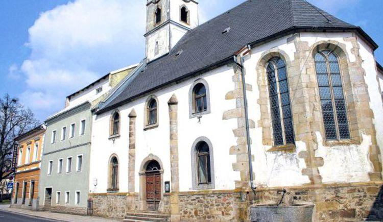 Bürgerspital & Spitalskirche
