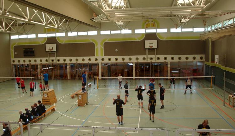 Bezirkssporthalle (© MP)