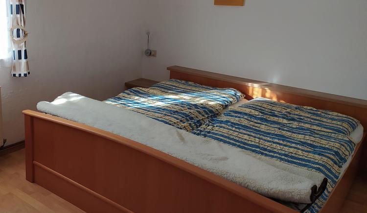Schlafzimmer (© Haus Franziska)