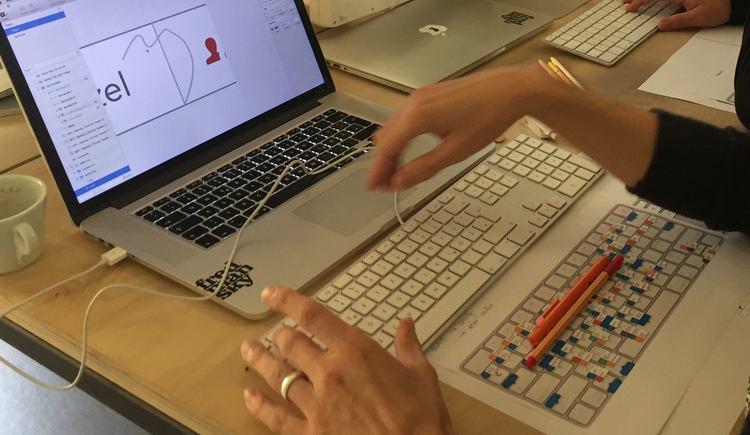 Notebook, Tastatur, Fredmansky