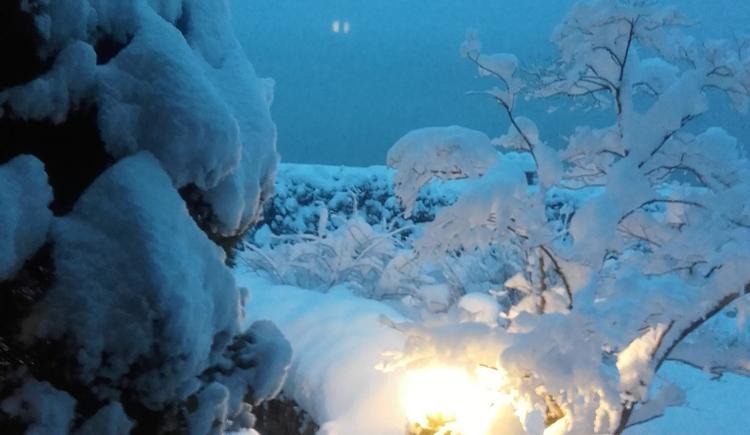 Winterabend (© hr)