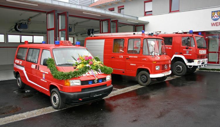 Feuerwehrhaus Wernstein