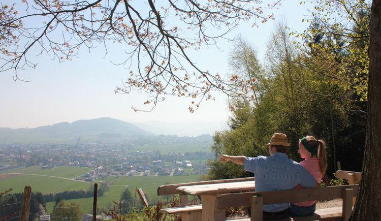 Vogl Anna Platzl am Koglberg in St. Georgen im Attergau