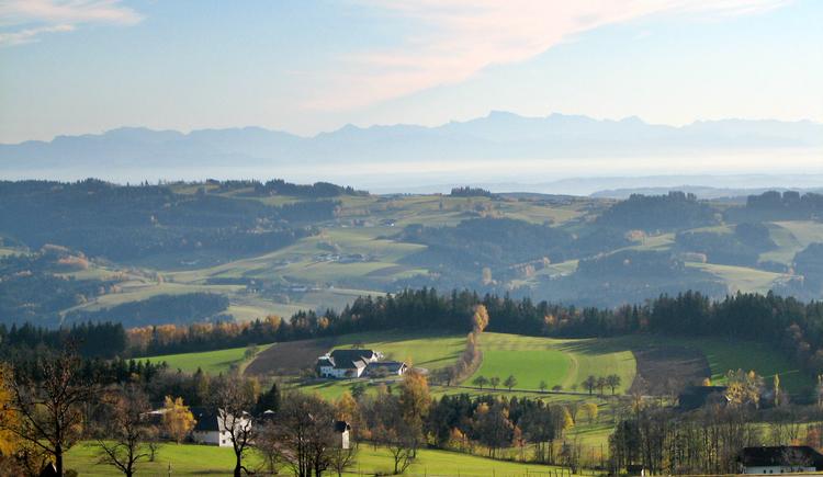Atemberaubende Panoramablicke erwarten Sie (© Schwarzmann)