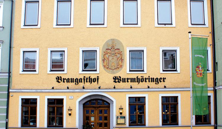 Braugasthof Wurmhöringer. (© Braugasthof Wurmhöringer)