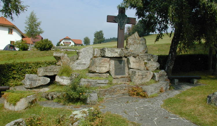 Reichenauer Denkmal (© Gemeinde St. Oswald / Haslach)