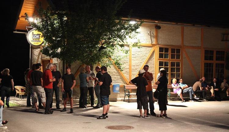 Lokschuppm Image outside_02 (© Kulturinitiative der Gemeinde Klaus)