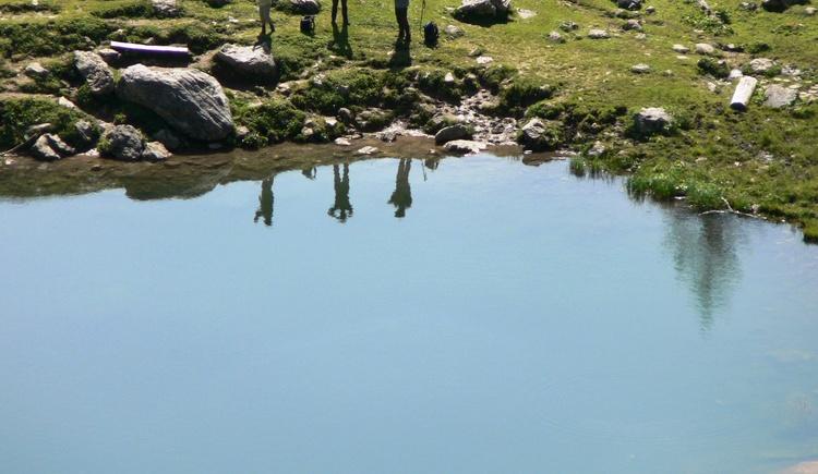 Brunnsteiner See (© Martha Rieß)