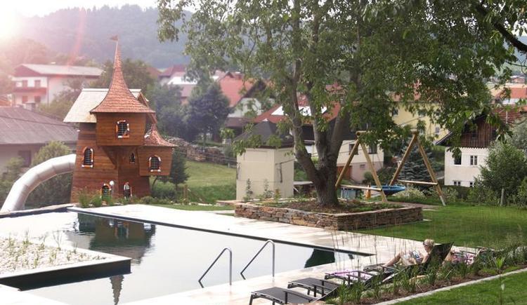 Gasthof-Reiterhof Pichler - Naturpool