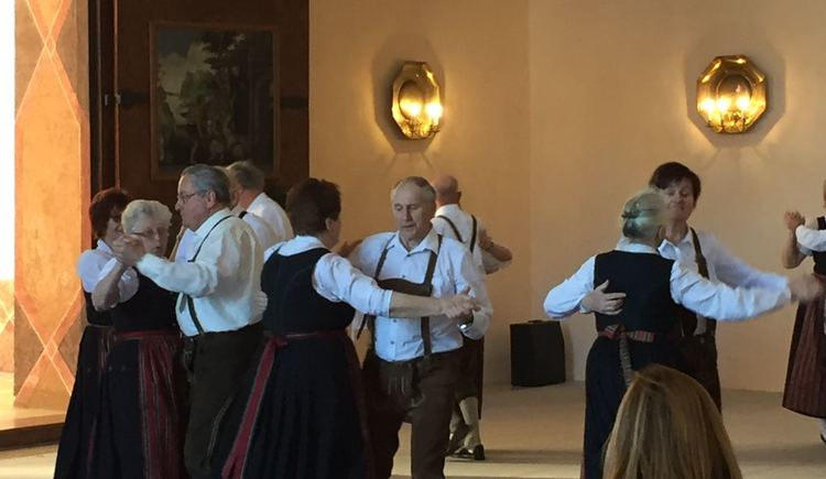 Greiner-Volkstanzgruppe