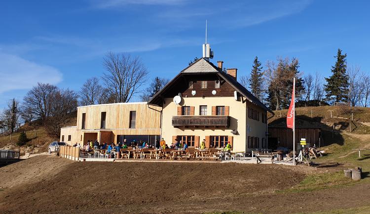 Schobersteinhaus (© Mitterhuber Elke)