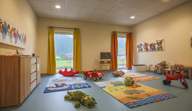 children's playroom