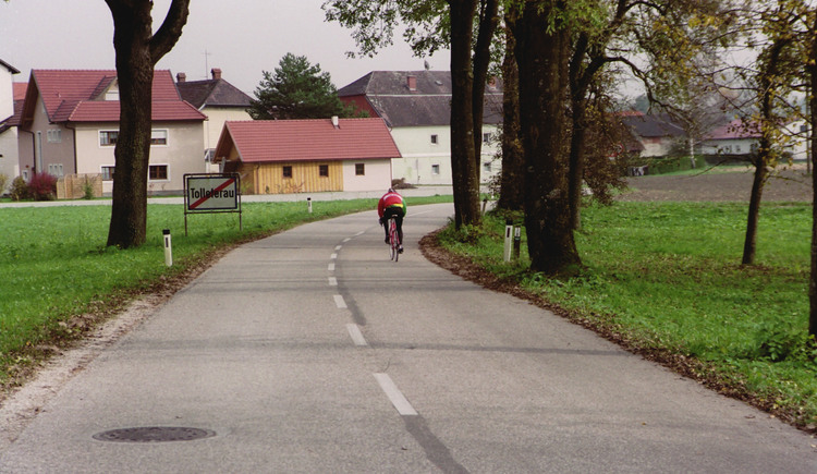 Tollet Radfahrer