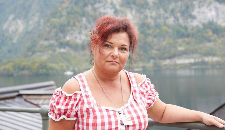 Alexandra Weichselbaumer bietet Ortsführungen in Deutsch und Englisch an. (© Alexandra Weichselbaumer)