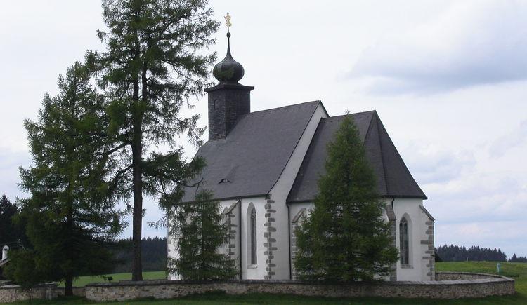 Kirche St. Michael ob Rauchenödt (© Touristik Mühlviertler Kernland)