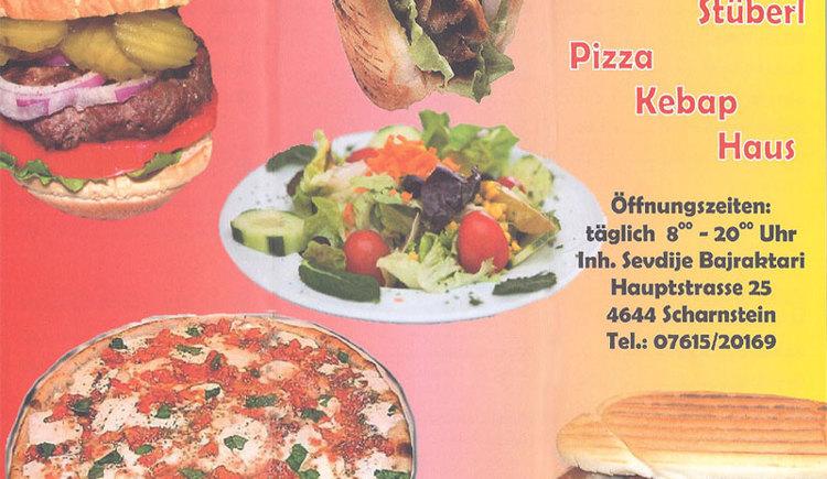 Pizza Kepab Haus in Scharnstein im Almtal