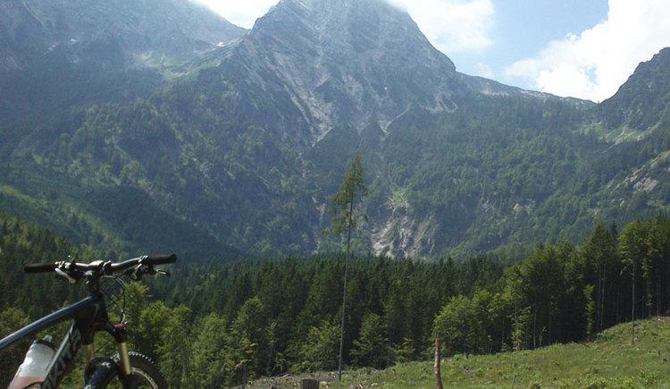 Almsee - Hochpfad - Offensee MTB Strecke