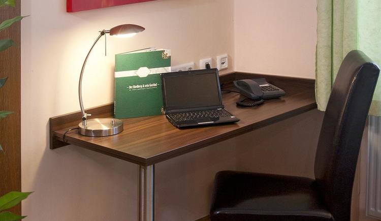Internet-Arbeitsplatz in Suite, ***Gasthof Riedberg***