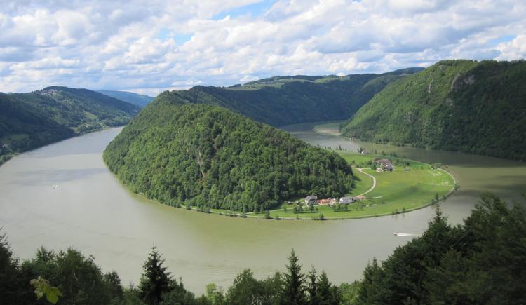 AU (Radweg und Donaufähre)