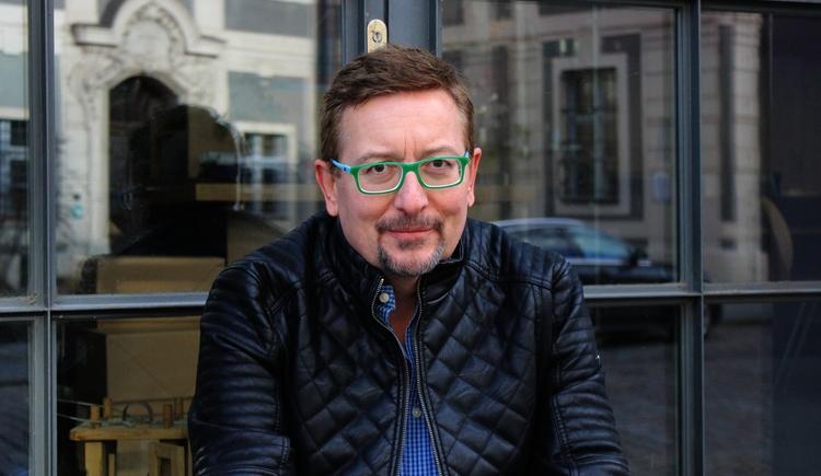 Der Autor Mathias Petry. (© Fritz Ploier)