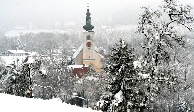 Pfarrkirche Viechtwang (© TVB Scharnstein)