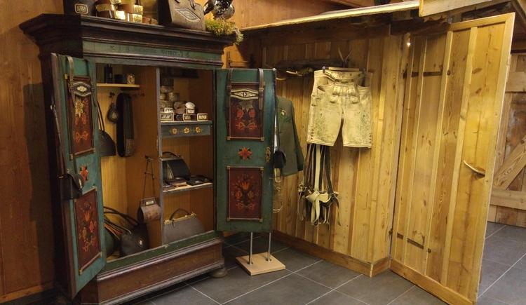 Geschäft von Reinhard Hickl in Bad Goisern