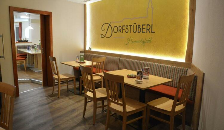 Gaststube (© Dorfstüberl Hoamatgfühl)